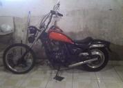 Excelente daelim vt moto custom  - 1998