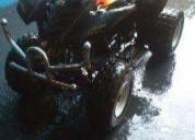 Excelente lifan quadriciclo 150cc troco por biz titan  - 2008