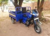 Excelente triciclo cargo vendo/troca  - 2011