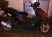 Excelente fox auguri 50cc kit 100cc ótimo estado  - 2010