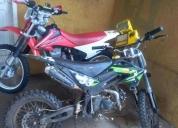 Excelente moto trilha infantil  - 2010
