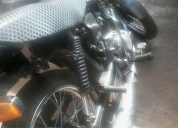 Excelente moto barata 125