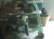 Excelente walk 150cc partida eletrica motor cg  - 2012