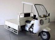 Excelente triciclo para transporte de carga motocarmca200  - 2015