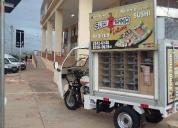 Vendo motocar mcf co 2014/2014 2,300km novissímo  - 2014