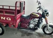 Excelente triciclo 250 cc 2012.