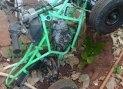 Vendo mini quadriciculo 60 cilindrada  - 2006