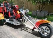 Excelente magrão triciclos ão miiller 1.800cc  - 2010
