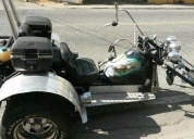 Excelente trike by crysto turbo  - 2001