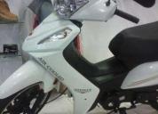 Linda moto 50cc sonic plus  - 2011