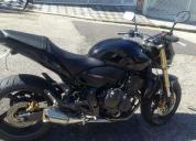 Vendo moto hornet 2012  - 2012