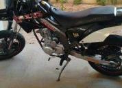 Vendo jonny texas 150cc  - 2013