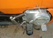 Excelente moto cinquentinha jonny hype 50  - 2011