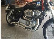 harley-davidson xl sportster xl 883 custom - 2006