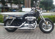 Aproveite!. harley-davidson xl 1200 custom 2014  - 2014