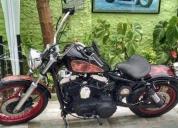 Excelente chopper bobber 1200 cc motovi harley