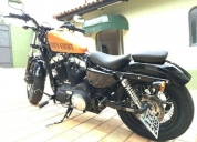 harley-davidson xl1200x fort-eigth sportster  - aproveite!
