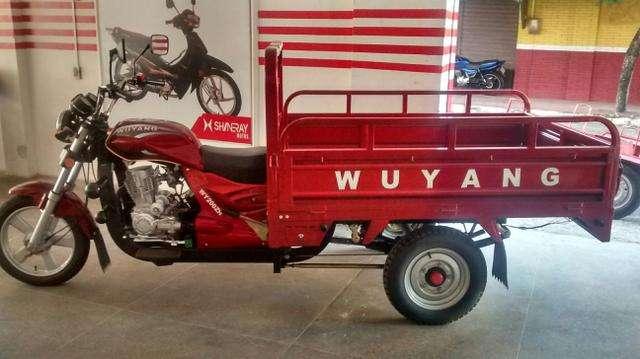 Excelente triciclo wy200zh  - 2015