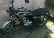Vendo ou troco  - moto 2009