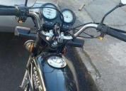 Excelente moto sheneray  - 2011