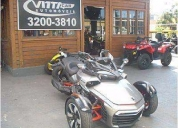 Brp can-am spyder f3-s 0km  - 2015, aproveite!.