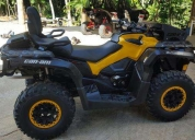 Excelente quadriciclo can am brp xtp max 1000  - 2014