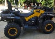 Excelente quadriciclo can am brp xtp max 1000  - 2014