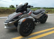 Vendo triciclo can am spyder rs-s 990 cc 2011