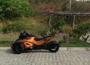 Excelente can am spyder brp  - 2011