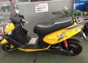 Excelente moto elétrica  - 2013