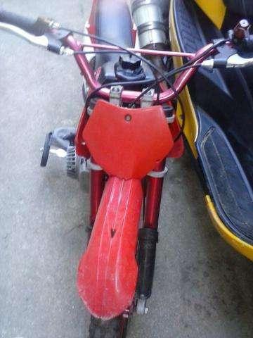 Oportunidade!, mini moto .aro 10. 50cc,freios a disco  - 2010