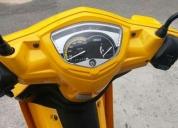 Linda moto iros moving 125  - 2013