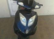 Linda moto 150 cc automática  - 2007