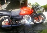 Vendo troco por moto menor tipo  - 2006