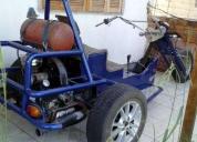 Triciclo - aceito troca por moto custom ou estradeira. oportunidade!.