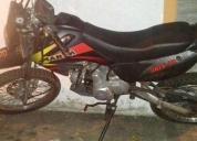 Vendo moto marva 50c  - 2014