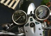 Venta de moto black star mvk xy150 2  - 2009