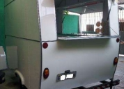 Trailer foodtruck ano mod 2015/2015