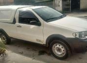 Fiat strada  - 2010, contactarse.