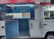Excelente food truck kombi  - 1990