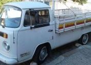 Excelente kombi pick up a frete  - 1988