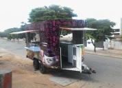 Oportunidade! fabricante de trailer em goiania  - 2016
