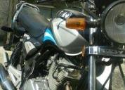 Oportunidade!. troco minha moto por outra  - 2008