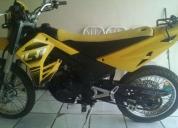 Excelente moto flashe  - 2013