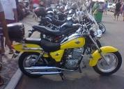Excelente fym fy250 lo harly custon 250cc ano 2009