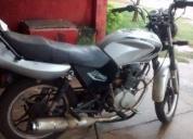 Excelente moto bueno jbr125  - 2011