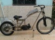 bicicleta motorizado top.  - 2000