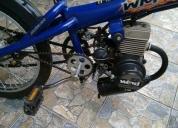 Excelente bicicleta motorizada  - 2013