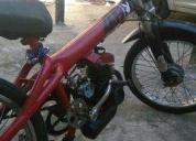 Excelente bikelete 75 cc  - 2012
