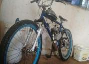Excelente bicicleta motorizada  - 2015